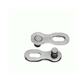 """KMC CL-566 Kjede 1/2x11/128"""" 9-gir 6,6 mm sølv"""